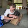 Jack & Joey<br /> October 2004