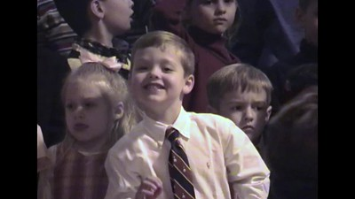 Choir - Spring - Kindergarten