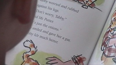 Reading Mr Putter & Tabby