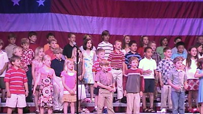 Choir - Spring - 2rd Grade