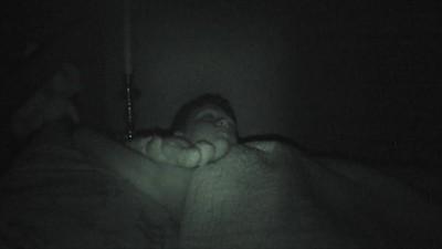 Alarm Wakes Jack