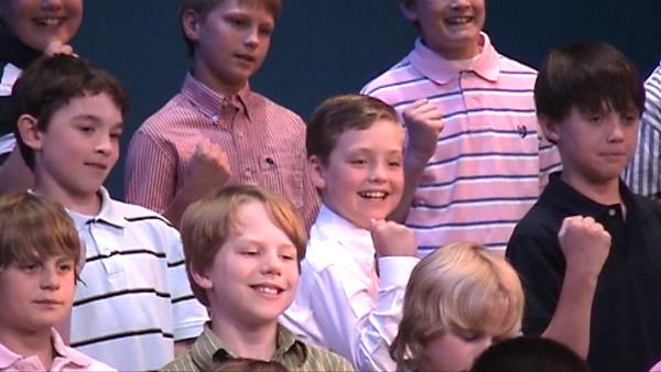 Choir - Spring - 4th Grade