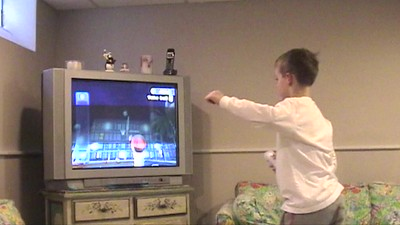 Wii Basketball