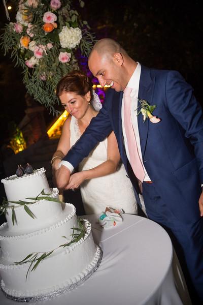 Reception Cake cut0009