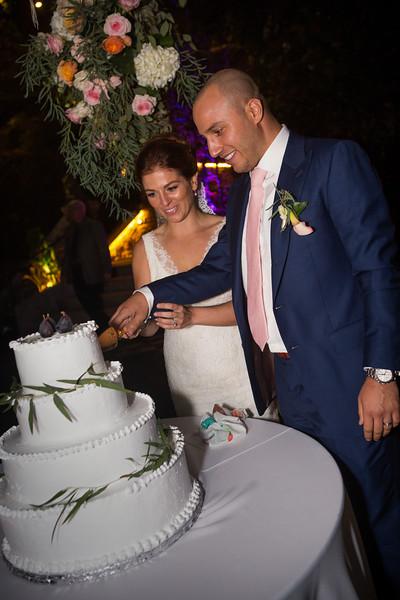 Reception Cake cut0006