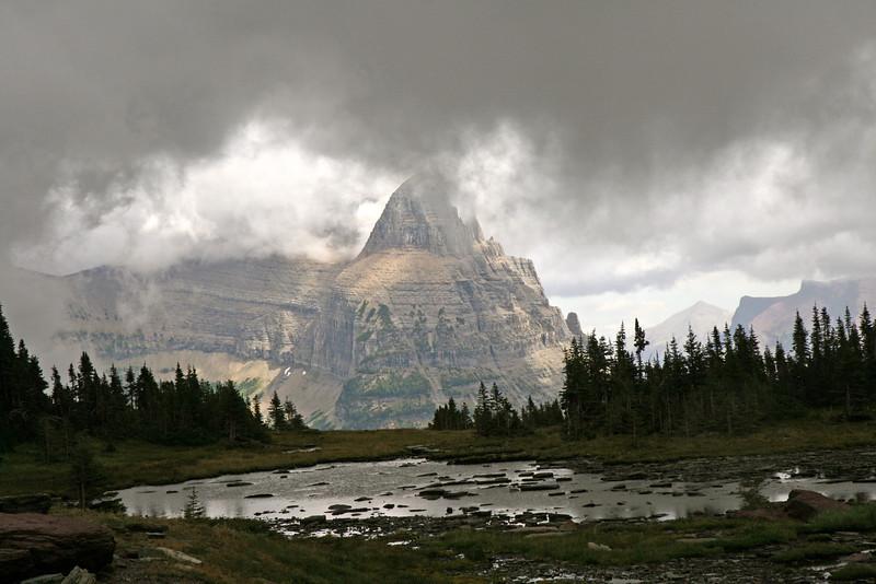 2008 Mt Logan Pass