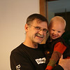 2009 Christmas - Karl and Kaius