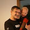 2009 Christmas - Karl and Kaius