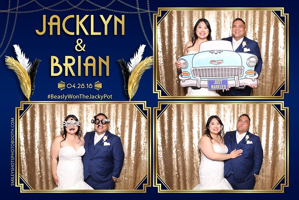 Jacklyn and Brian