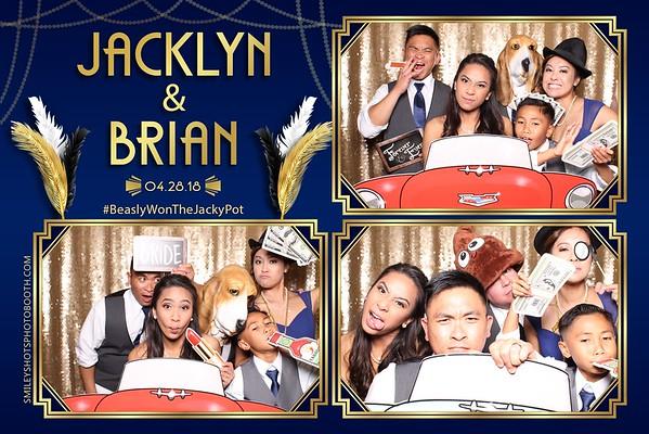 Jacklyn and Brian