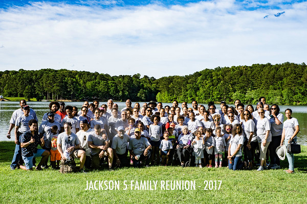 Jackson Five Family Reunion - 5/26-28, 2017