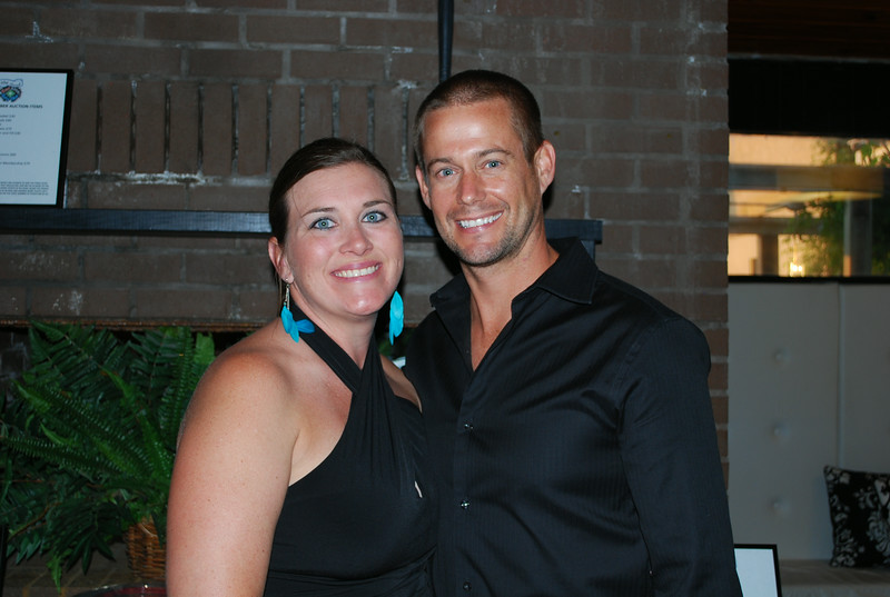 Kristin and Lee Evans