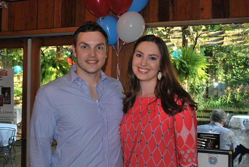 Daniel and Megan Kelsey