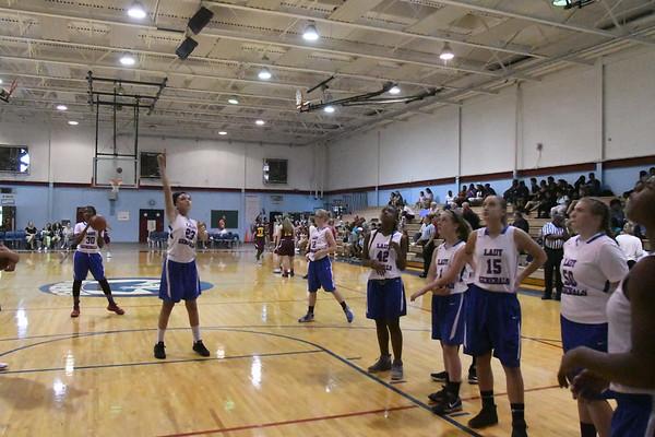 Jackson Girls Basketball Oct 17