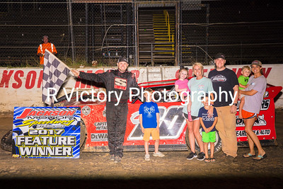 JMS Nesmith Crate Late Model Feature Winner 001 072917