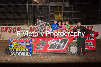 JMS Nesmith Crate Late Model Feature Winner 003 072917