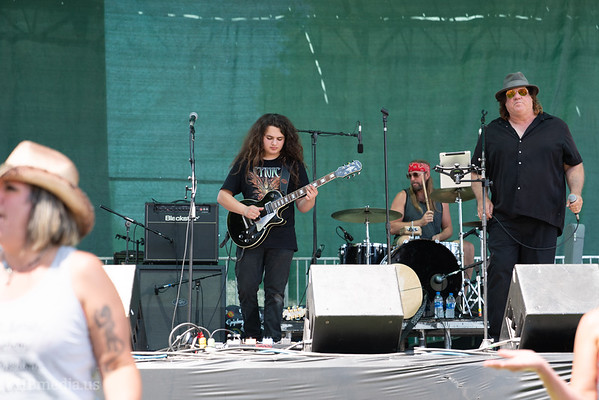 Jackson and John Michael Band Gilroy