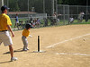 September 13, 2009 - Jack's first T-ball game.