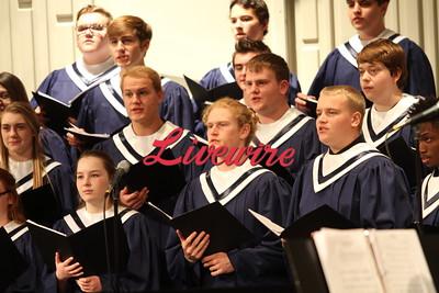 Band/Choir Concert 10-24-16