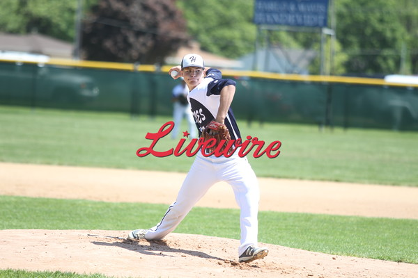 Baseball vs Fairmont 5-21-16