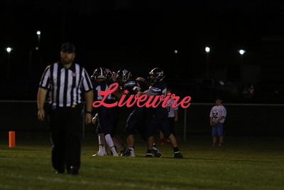 Football vs Luverne 9-10-18