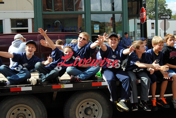 Homecoming Parade-RB 292