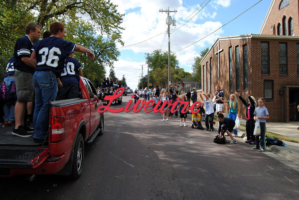 Homecoming Parade-RB 409