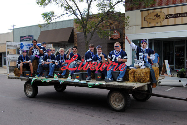Homecoming Parade-RB 294