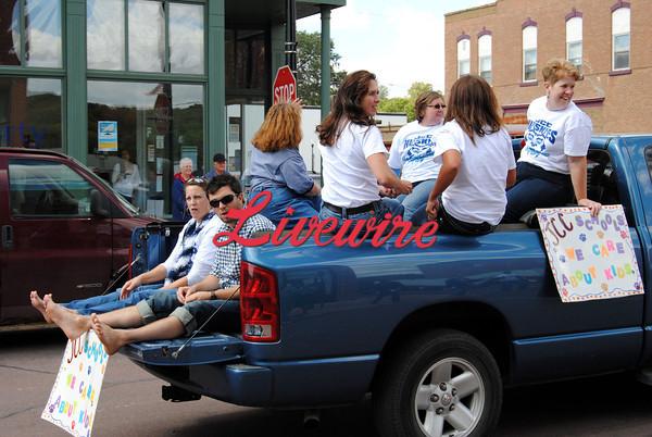 Homecoming Parade-RB 136