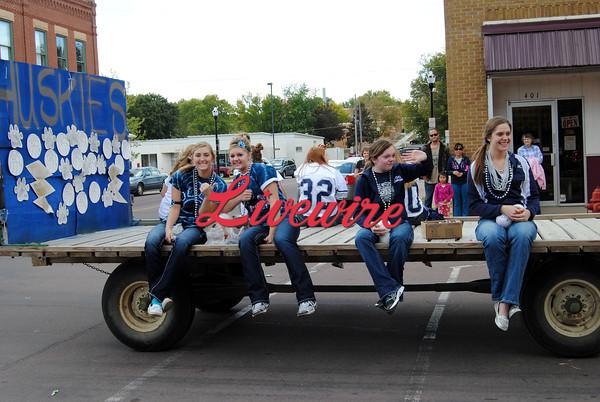 Homecoming Parade-RB 355