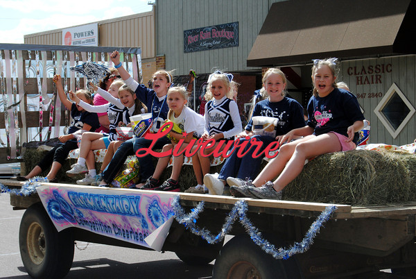 Homecoming Parade-RB 203