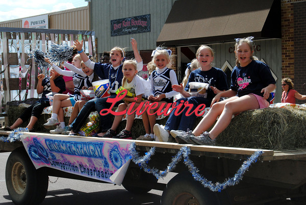 Homecoming Parade-RB 204