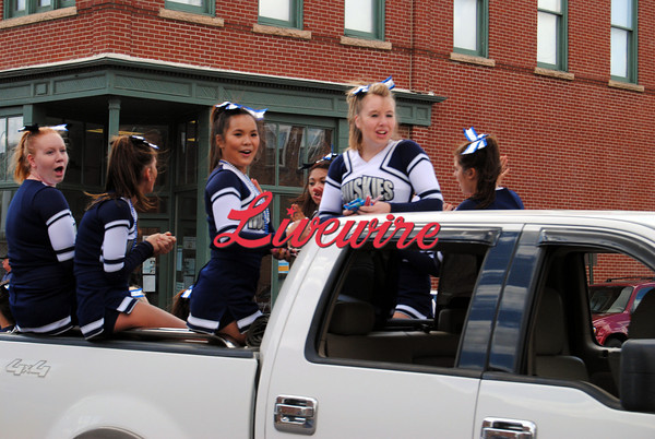 Homecoming Parade-RB 331