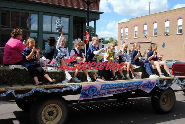 Homecoming Parade-RB 222