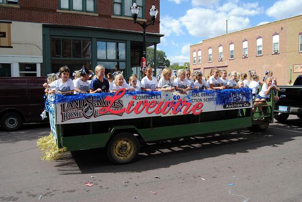 Homecoming Parade-RB 190