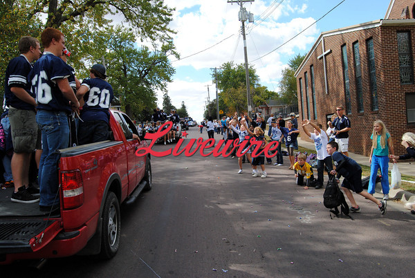 Homecoming Parade-RB 416