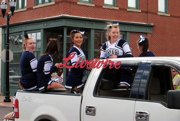 Homecoming Parade-RB 330