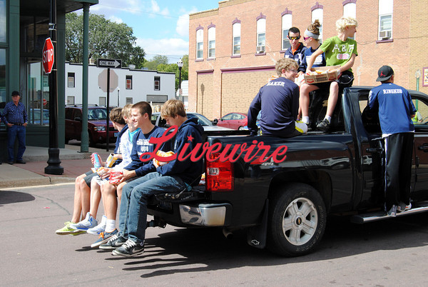 Homecoming Parade-RB 161