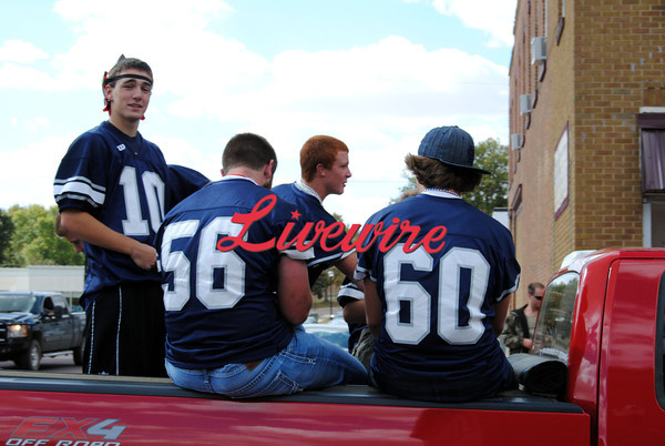 Homecoming Parade-RB 345
