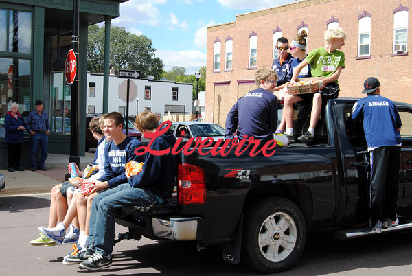 Homecoming Parade-RB 160