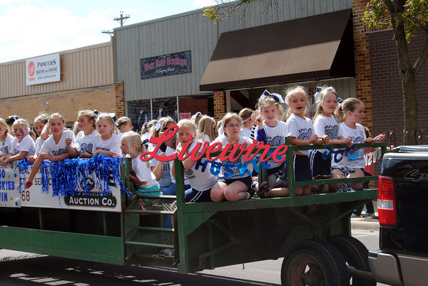 Homecoming Parade-RB 170