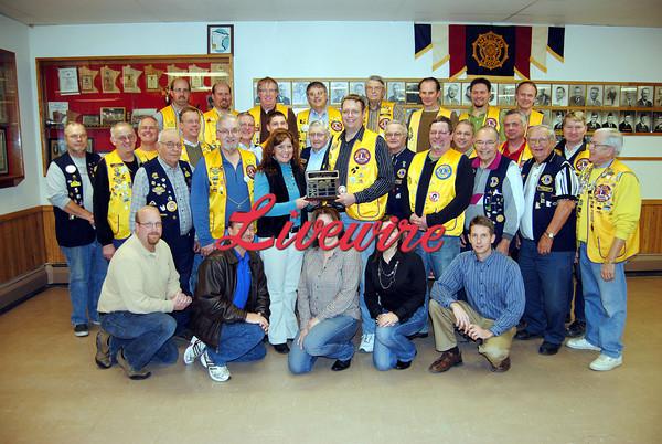Lions Parade Award 003