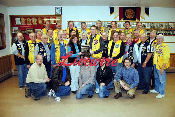 Lions Parade Award 002