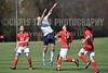 on Saturday, February, 25, 2017, in the MAIS state soccer championship at Jackson Prep in Flowood, Miss.