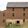 Blaker's Mill that was originally located in Alderson, WV.  Grains are ground five days a week.