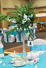 Becca's Bat Mitzvah Beach Party Themed Decor and Design