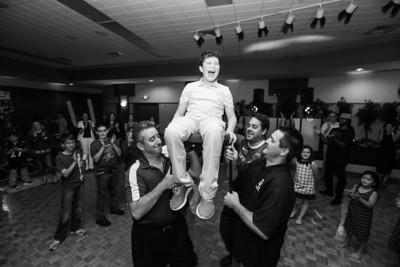 Ben's Bar Mitzvah Party