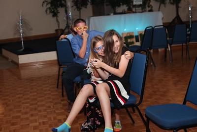 Ellie's Bat Mitzvah Celebration