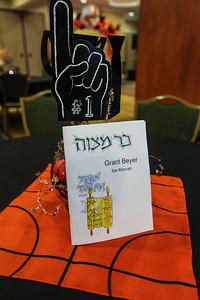 Grant's Bar Mitzvah Celebration