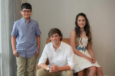 Grant's Family Portraits